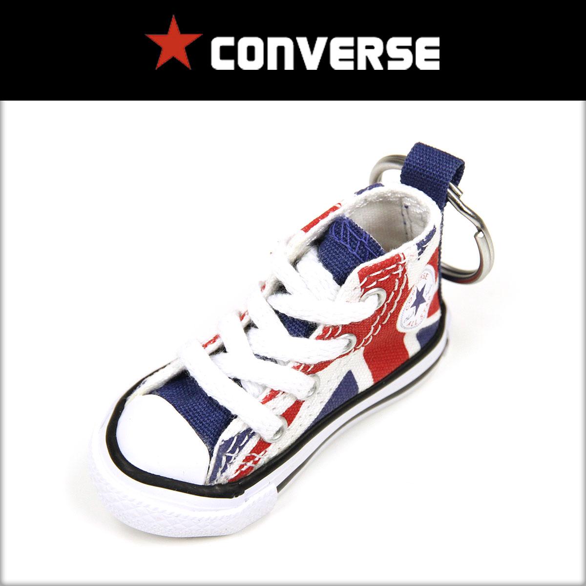 コンバース CONVERSE 正規品 スニーカーキーホルダー Chuck Taylor Sneaker Keychain ALL STAR HIGH UK