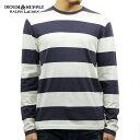 デニムアンドサプライラルフローレン DENIM&SUPPLY RALPH LAUREN 正規品 メンズ 長袖Tシャツ STRIPED COTTON LONG-S...