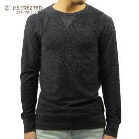 【ポイント10倍 8/22 10:00〜8/24 23:59まで】 ディストレス Tシャツ メンズ 正規販売店 DSTREZZED 長袖Tシャツ PILE LONG SLEEVE TEE DK. NAVY 211086 49