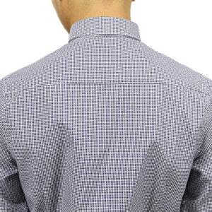 ディストレスDSTREZZED正規販売店メンズシャツGINGHAMCHECKSHIRTMIDNIGHTBLUE30307878