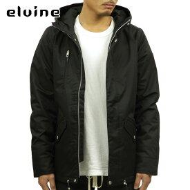 エルバイン elvine 正規販売店 メンズ アウター ナイロンジャケット CORNELL DUPONT COMFORMAX JACKET 183012 BLACK
