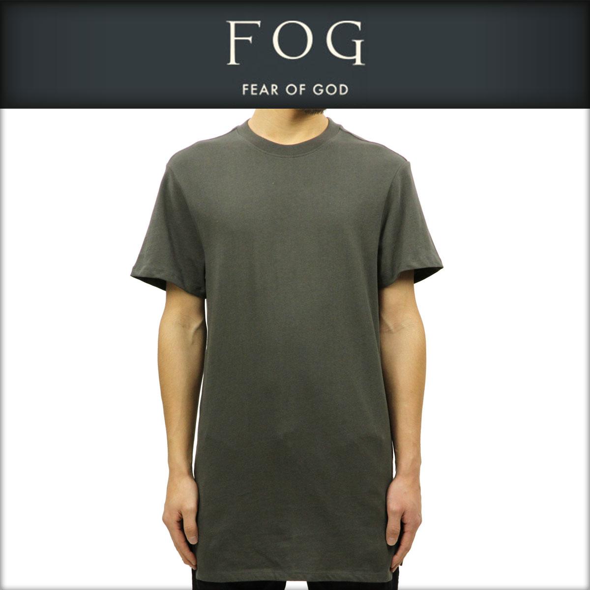 フィアオブゴッド FEAR OF GOD 正規品 メンズ 半袖Tシャツ FOG - FEAR OF GOD ESSENTIALS BASIC T-SHIRT RAVEN