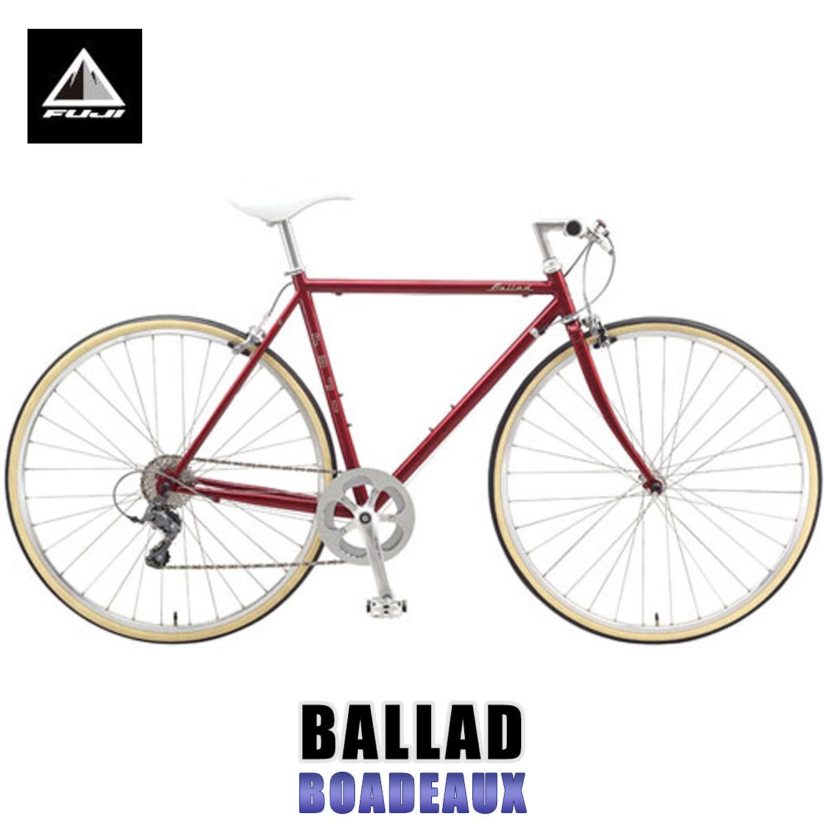 フジ FUJI 正規販売店 自転車 BALLAD (CROSS BIKE) BOADEAUX