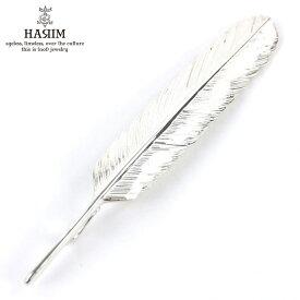 ハリム HARIM ペンダントトップ(チェーン別売り) HARIM FEATHER CENTER L HRT001 WH/OX SILVER 925