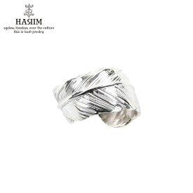 ハリム HARIM 指輪 リング HARIM FEATHER RING 2 SVWH HRR040 WH SILVER 925