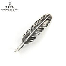 ハリム HARIM ネックレス HARIM FEATHER CENTER S OX HRT007 OX SILVER 925 OXIDIZED BLACK