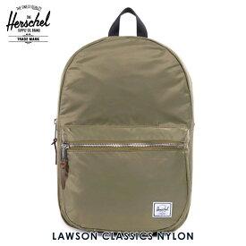 ハーシェル バッグ 正規販売店 Herschel Supply ハーシャルサプライ バッグ Lawson Classics - Nylon 10179-00589-OS Fern