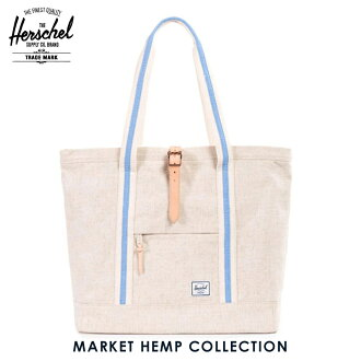 Rakuten Ichiba shop MIXON  Herschel Herschel bag Brohm Classics - Nylon  10144-00588-OS Navy MARKET XL HEMP COLLECTION 10030-00714-OS NATURAL HEMP  b8b816e156fc1