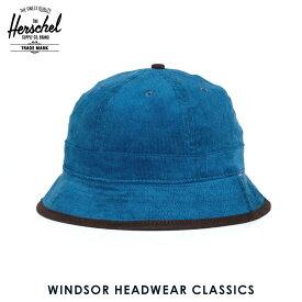 30%OFFセール 【販売期間 3/4 20:00〜3/11 01:59】 ハーシェル ハット 正規販売店 Herschel Supply ハーシャルサプライ 帽子 Windsor HEADWEAR CLASSICS 1029-