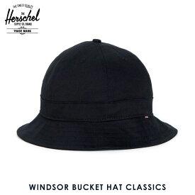 30%OFFセール 【販売期間 3/4 20:00〜3/11 01:59】 ハーシェル ハット 正規販売店 Herschel Supply ハーシャルサプライ 帽子 WINDSOR BUCKET HAT CLASSICS 102