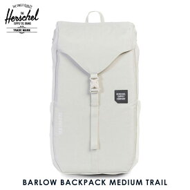 ハーシェル バッグ 正規販売店 Herschel Supply ハーシャルサプライ バッグ BARLOW BACKPACK MEDIUM TRAIL 10270-01388-OS MOONSTRUCK