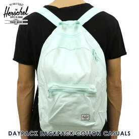20%OFFセール 【販売期間 3/4 20:00〜3/11 01:59】 ハーシェル バッグ 正規販売店 Herschel Supply ハーシャルサプライ バッグ DAYPACK BACKPACK COTTON CASUALS 10076-01507-OS BLUE TINT