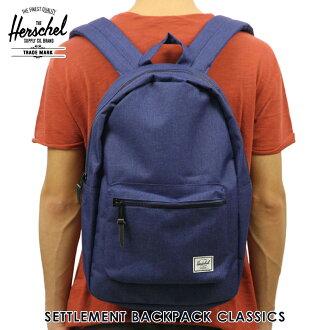 Rakuten Ichiba shop MIXON  Hershel Herschel Supply regular store bag  SETTLEMENT BACKPACK CLASSICS 10005-01335-OS ECLIPSE CROSSHATCH  4a6efbce152a2