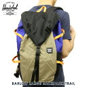 0b575b69f4e Hershel Herschel Supply regular store backpack BARLOW LARGE BACKPACK TRAIL  10319-01628-OS BLACK BRINDLE SURF THE WEB 31.5L