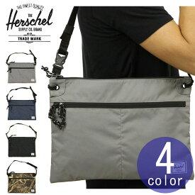 ハーシェル バッグ 正規販売店 Herschel Supply ハーシェルサプライ ポーチ ポシェット サコッシュ クラッチ 2way ALDER XL SACOCHE BAG