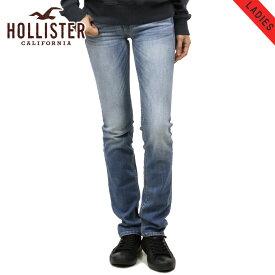【販売期間 8/21 10:00〜8/26 09:59】 ホリスター ジーンズ レディース 正規品 HOLLISTER ジーパン Bryden Skinny Jeans MEDIUM WASH 355-550-0201-024 D20S30