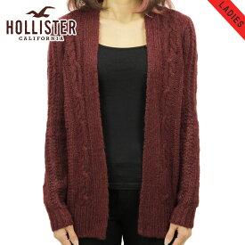 ホリスター セーター レディース 正規品 HOLLISTER カーディガン Cable Knit Cardigan 350-508-0514-520 D20S30
