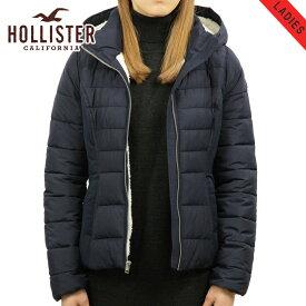 ホリスター アウター レディース 正規品 HOLLISTER ジャケット ジャケット Sherpa Lined Puffer Jacket 344-445-0495-200 D00S20