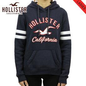 ホリスター パーカー レディース 正規品 HOLLISTER プルオーバーパーカー ロゴ Logo Graphic Hoodie 352-524-0369-200