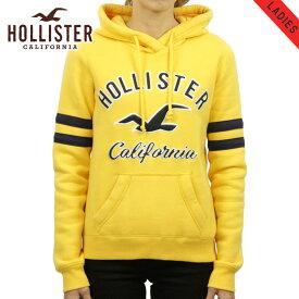 ホリスター パーカー レディース 正規品 HOLLISTER プルオーバーパーカー ロゴ Logo Graphic Hoodie 352-524-0369-800