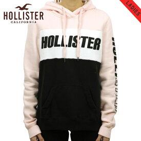 ホリスター パーカー レディース 正規品 HOLLISTER プルオーバーパーカー ロゴ Logo Graphic Hoodie 352-524-0370-608