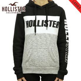 ホリスター パーカー レディース 正規品 HOLLISTER プルオーバーパーカー ロゴ Logo Graphic Hoodie 352-524-0370-908