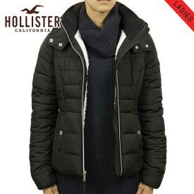 ホリスター アウター レディース 正規品 HOLLISTER ジャケット パファージャケット Sherpa-Lined Puffer Jacket 344-445-0626-900