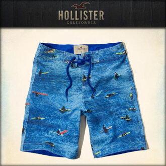 horisuta HOLLISTER正规的物品人游泳裤子游泳衣EMERALD BAY SWIM SHORTS 333-340-0363-020