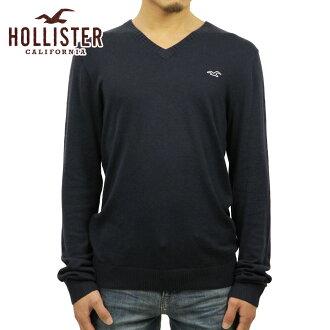 호리 스타 스웨터 맨즈 정규품 HOLLISTER Huntington Beach V Neck Sweater 320-201-0178-023아버지의 날