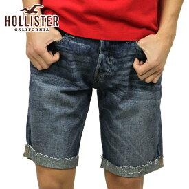 ホリスター HOLLISTER 正規品 メンズ ショートパンツ Classic Fit Denim Shorts Inseam 7 Inches 328-280-0013-023 D20S30