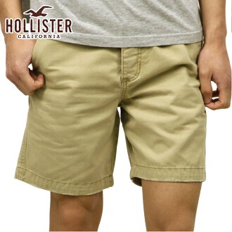 호리 스타 HOLLISTER 정규품 맨즈 숏팬츠 Hollister Beach Prep Fit Shorts Inseam 7 Inches 328-281-0487-044
