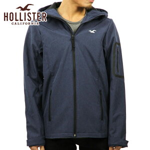 ホリスターHOLLISTER正規品メンズアウタージャケットSoftshellHoodedJacket332-328-0600-202