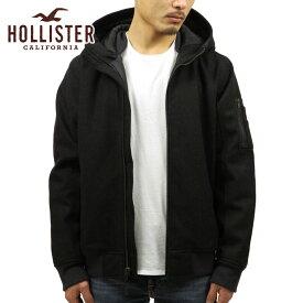 88340a8eecc42 ホリスター HOLLISTER 正規品 メンズ アウター Hooded Wool-Blend Bomber Jacket 332-328-