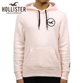 ホリスター パーカー メンズ 正規品 HOLLISTER プルオーバーパーカー Print Logo Graphic Hoodie 322-226-0111-600