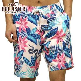ホリスター 水着 メンズ 正規品 HOLLISTER スイムパンツ Stretch Classic Fit Boardshorts 333-340-0596-606