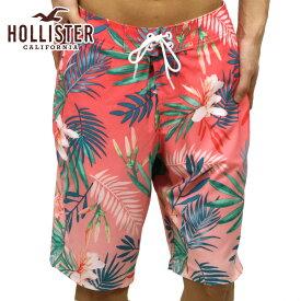 ホリスター 水着 メンズ 正規品 HOLLISTER スイムパンツ Cali Longboard Fit Boardshorts 333-340-0584-536