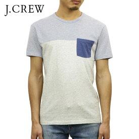 ジェイクルー Tシャツ 正規品 J.CREW 半袖Tシャツ PIECED POCKET TEE b8363 D00S20