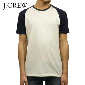 ジェイクルー Tシャツ 正規品 J.CREW 半袖Tシャツ BASEBALL TEE D20S30