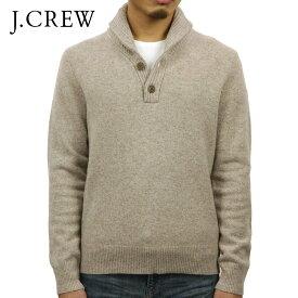 ジェイクルー セーター メンズ 正規品 J.CREW LAMBSWOOL SHAWL-COLLAR SWEATER 21943