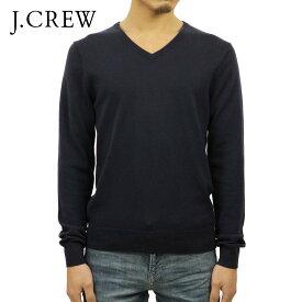 ジェイクルー セーター メンズ 正規品 J.CREW HARBOR COTTON V-NECK SWEATER f4697 D00S20