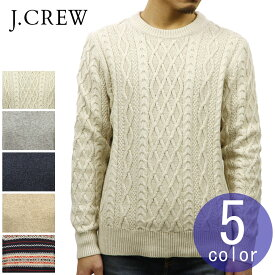 【ポイント10倍 1/9 20:00〜1/16 01:59まで】 ジェイクルー セーター メンズ 正規品 J.CREW クルーネックセーター CREWNECK SWEATER