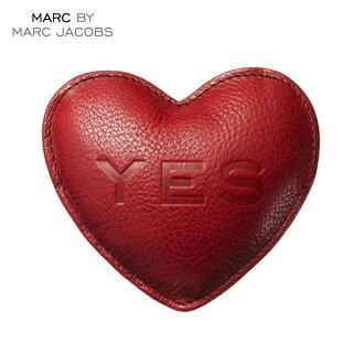 标记雅各布MARCJACOBS正规的物品镇纸Heart Paperweight RED