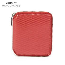 【販売期間 7/19 10:00〜7/26 09:59】 マークジェイコブス MARCJACOBS 正規品 財布 Cube Zip Wallet 4.5 x5.125 D20S30