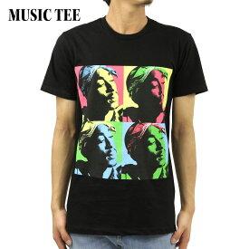 ミュージックティ バンドTシャツ メンズ 正規品 MUSIC TEE フォトT ロックTシャツ 半袖Tシャツ トゥーパック 2パック 2PAC POP ART TEE MUSIC TEE 父の日 ギフト ラッピング