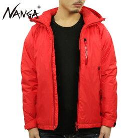 ナンガ オーロラ メンズ 正規販売店 NANGA ダウンジャケット アウター AURORA DOWN JACKET RED