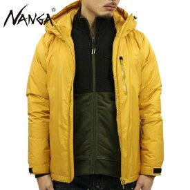 ナンガ オーロラ メンズ 正規販売店 NANGA ダウンジャケット アウター AURORA DOWN JACKET YELLOW