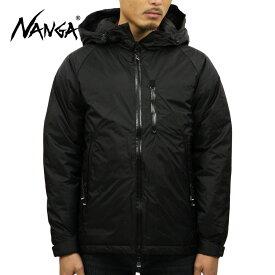 ナンガ NANGA 正規販売店 メンズ アウター ダウンジャケット AURORA DOWN JACKET BLACK