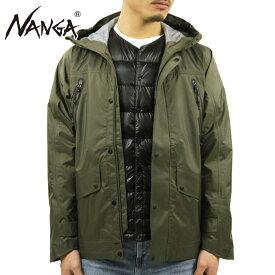 ナンガ オーロラ メンズ 正規販売店 NANGA ナイロンジャケット アウター シェルパーカー AURORA 3L FIELD SHELL PARKA KHAKI
