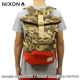 ニクソン NIXON 正規販売店 バッグ Swamis Backpack KHAKI NC21871717-00 D15S25