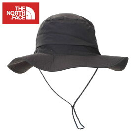 ノースフェイス THE NORTH FACE 正規品 メンズ レディース ハット 帽子 THE NORTH FACE HORIZON BREEZE BRIMMER HAT HAWTHORNE BLACK